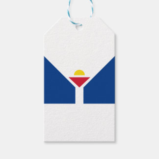 Drapeau of Saint Martin - Flag of Saint Martin Pack Of Gift Tags