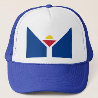 Drapeau of Saint Martin - Flag of Saint Martin Trucker Hat