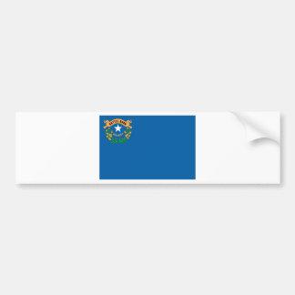 Drapeau officiel d'état du Nevada Adhésif Pour Voiture