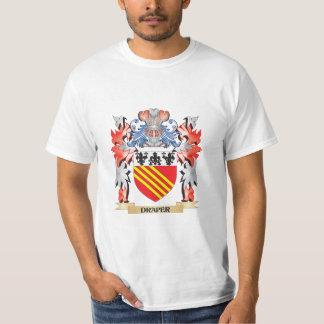Draper Coat of Arms - Family Crest T-Shirt