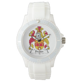 Draper Family Crest Watch