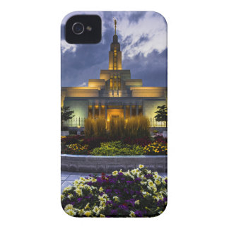Draper Mormon Lds Temple - Utah iPhone 4 Case