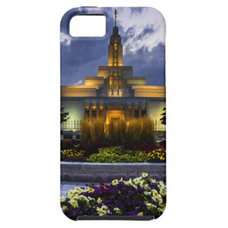 Draper Mormon Lds Temple - Utah iPhone 5 Covers