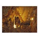 Drapery Room, Mammoth Cave National Park, Postcard
