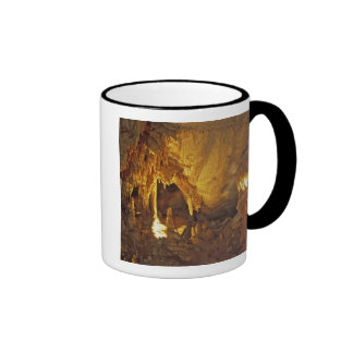 Drapery Room, Mammoth Cave National Park, Ringer Coffee Mug
