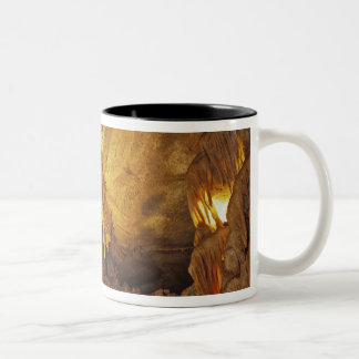 Drapery Room, Mammoth Cave National Park, Two-Tone Coffee Mug