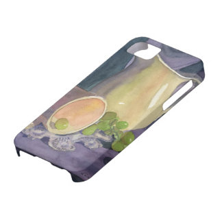 Drapes and Grapes iPhone 5 Cases