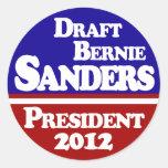 Draught   Bernie Sanders Stickers