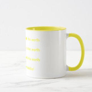 Draw a circle mug