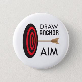 DRAW ANCHOR AIM 2 INCH ROUND BUTTON