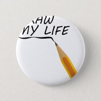 Draw my life 2 inch round button