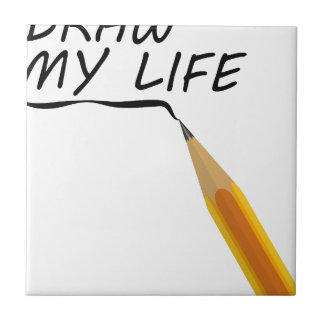 Draw my life tile