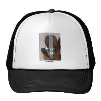 DRAW PARDNER TRUCKER HAT