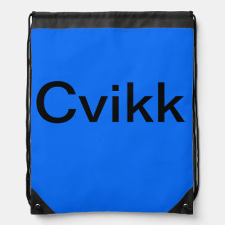 draw string bag | cvikk mearch