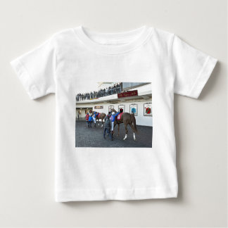 Drawing Away Stables Baby T-Shirt