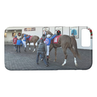 Drawing Away Stables iPhone 8/7 Case