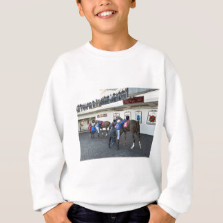Drawing Away Stables Sweatshirt