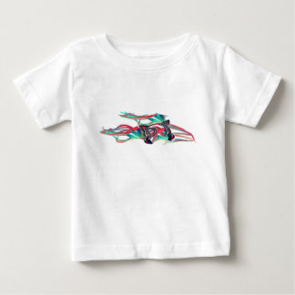 Drawing DJ Baby T-Shirt