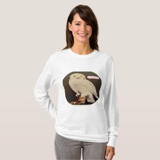 Drawing of an owl T-Shirt