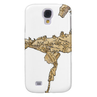 Drawing of Australian Stick Insect Galaxy S4 Cases