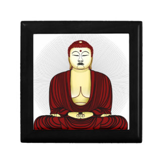 Drawing of Buddha Gift Box