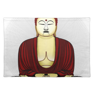 Drawing of Buddha Placemat