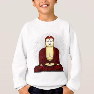 Drawing of Buddha Sweatshirt