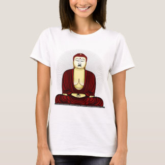 Drawing of Buddha T-Shirt