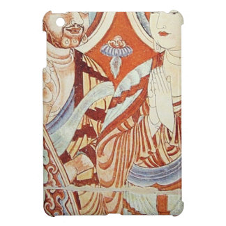 Drawing of Central Asian Buddhist Monks iPad Mini Cases