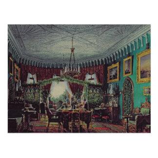 Drawing Room of Empress Alexandra Postcard