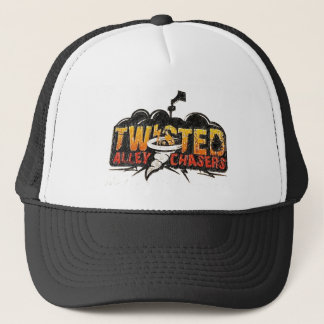 drawn effect Twisted Alley cap/hat Trucker Hat
