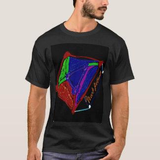 Drawn Pattern tshirt