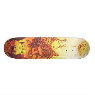 Drawn Skate Boards