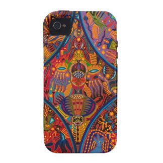 DRCHOS INDIAN ART01 PRODUCTS iPhone 4 CASE