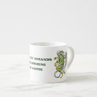 Dread Cthulhu Mug Espresso Style 2