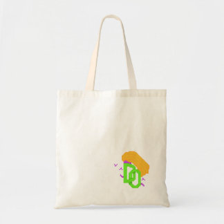 Dreaded Opinions Logo Tote bag