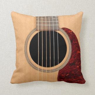 Dreadnought Acoustic 6 string Guitar pillow