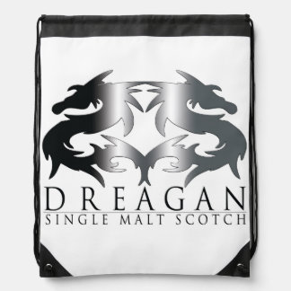 Dreagan drawstring tote drawstring bag