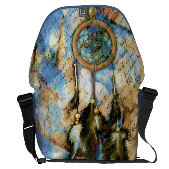 Dream Amerindian Courier Bags