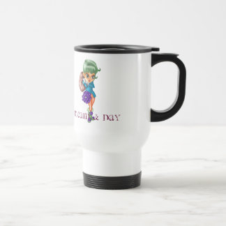 Dream and Day Travel Mug