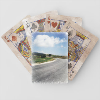 Dream and summer road trip deck of cards