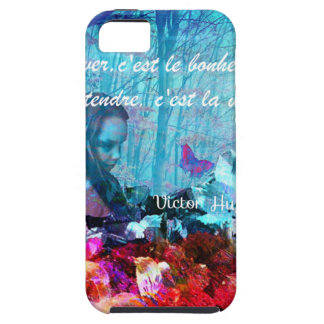 Dream and wait among corals case for the iPhone 5