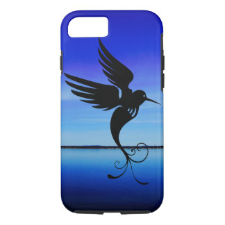 Dream art bird awesome fly in air iPhone 8/7 case