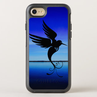 Dream art bird awesome fly in air OtterBox symmetry iPhone 8/7 case