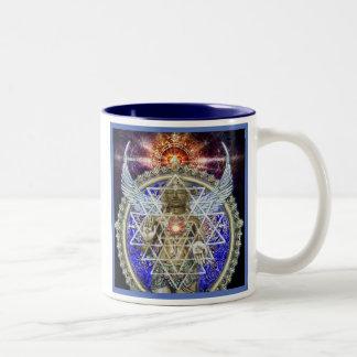 Dream Awake Two-Tone Coffee Mug