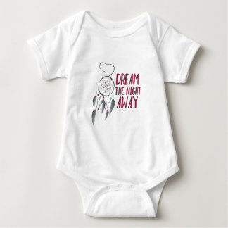 Dream Away Baby Bodysuit