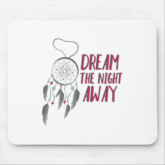 Dream Away Mouse Pad