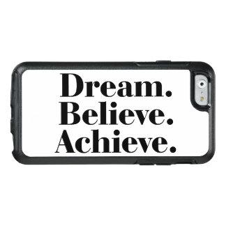 Dream. Believe. Achieve. OtterBox iPhone 6/6s Case