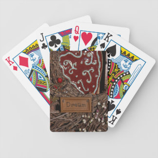 Dream Bicycle Playing Cards