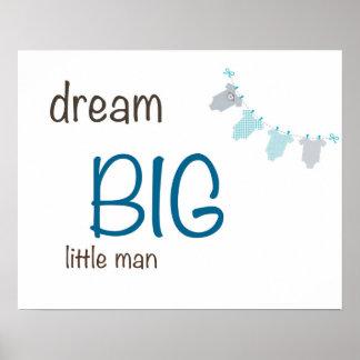 Dream Big Boys Print